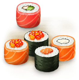 Kodai Sushi - Delivery